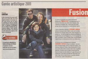 2011-09-14 La Nouvelle
