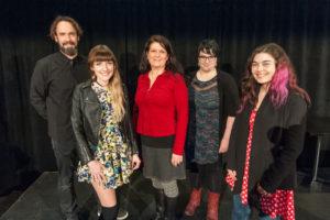 Gagnants concours littéraire UdeS