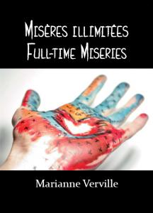 Couverture du recueil Misères illimitées - Full-time Miseries